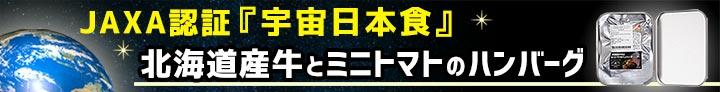 宇宙日本食,宇宙食,星出宇宙飛行士,レトルトハンバーグ,十勝スロウフード